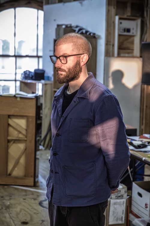 Director, Jamie Lloyd - The Ruling Class - Rehearsal Images - Photos By Marc Brenner