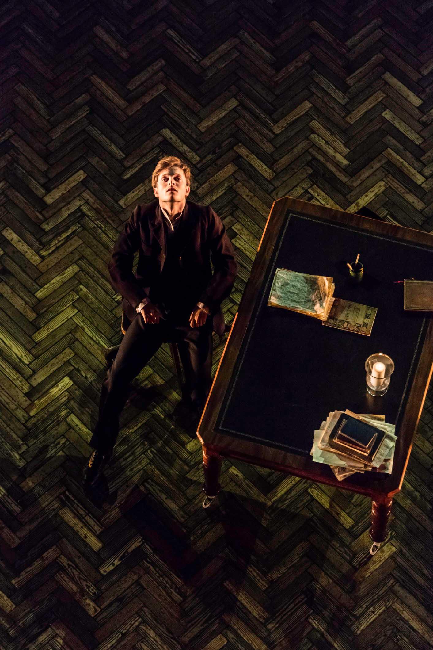 Matthew Tennyson as Konstantin