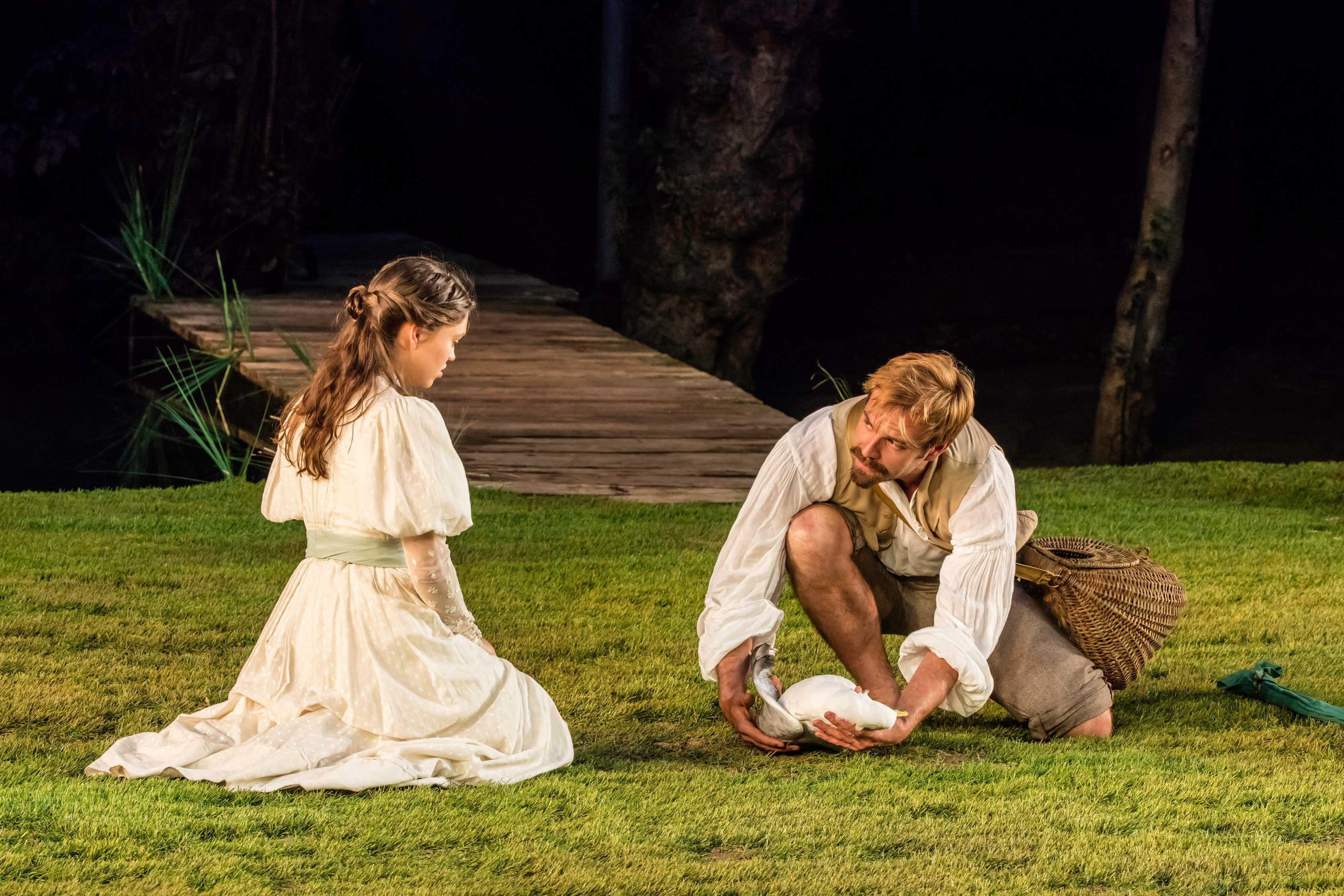 THE SEAGULL Regent's Park Open Air Theatre  2015