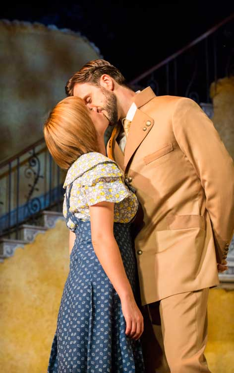 The Sound of Music at the Regent's Park Open Air Theatre