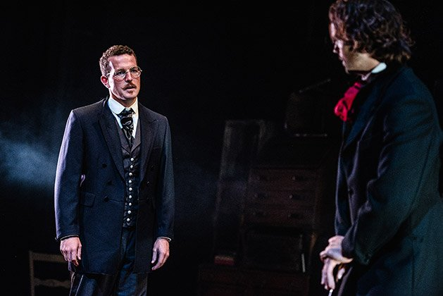 L-R-Ashley-Sean-Cook-Hastings-Lanyon-and-Blake-Kubena-Jekyll-Hyde-in-Blackeyed-Theatres-Jekyll-Hyde.-Photo-Alex-Harvey-Brown