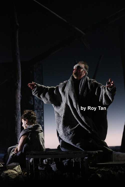Thebans - English National Opera at the London Coliseum