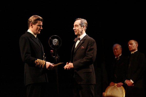 The King's Speech at the Wyndham's Theatre