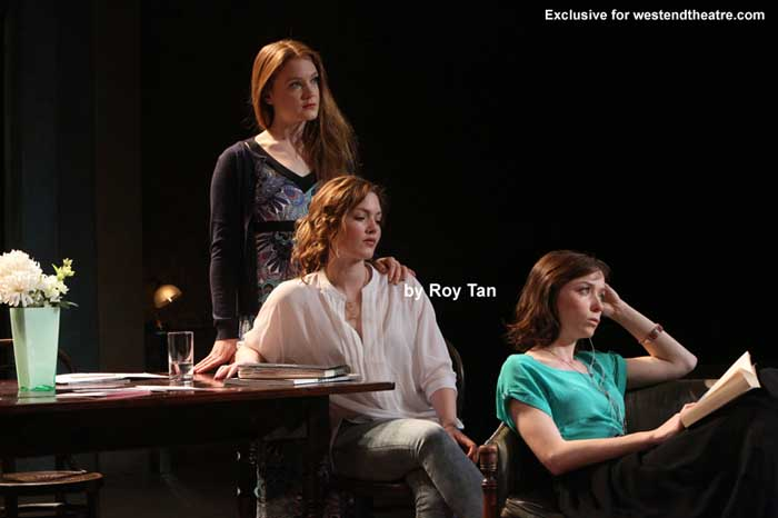 Three Sisters at the Southwark Playhouse