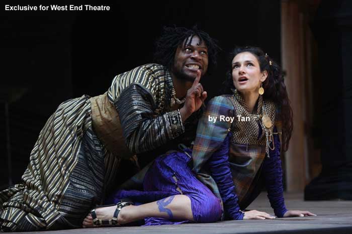 Titus Andronicus - Shakespeare's Globe