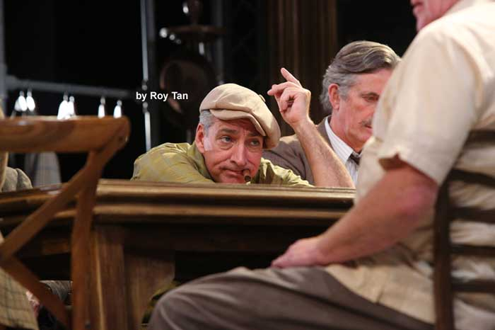 Twelve Angry Men at the Garrick Theatre