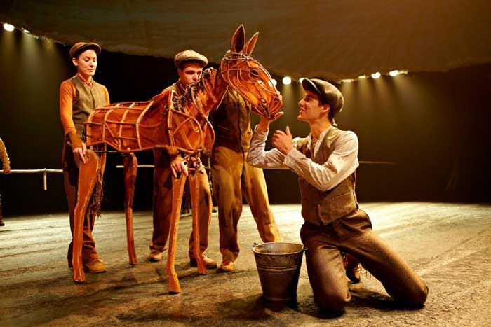 War Horse at the New London Theatre