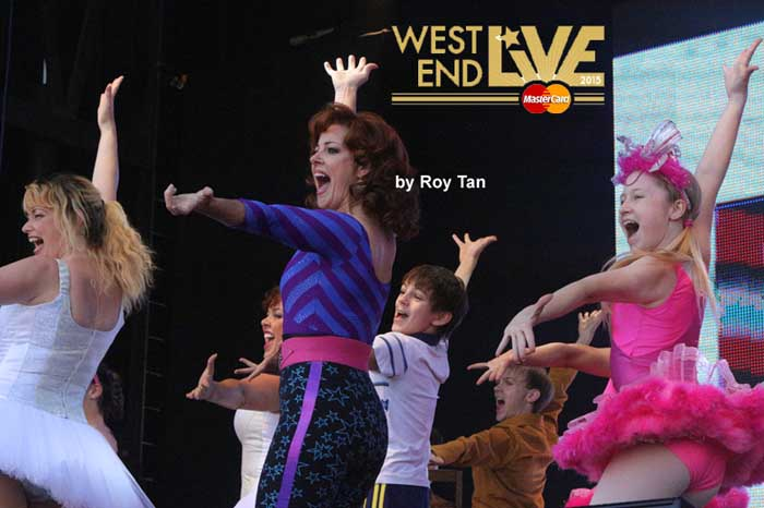 West End Live 2015 line up - Billy Elliot