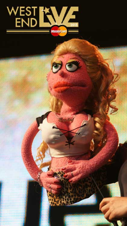West End Live 2015 line up - Avenue Q