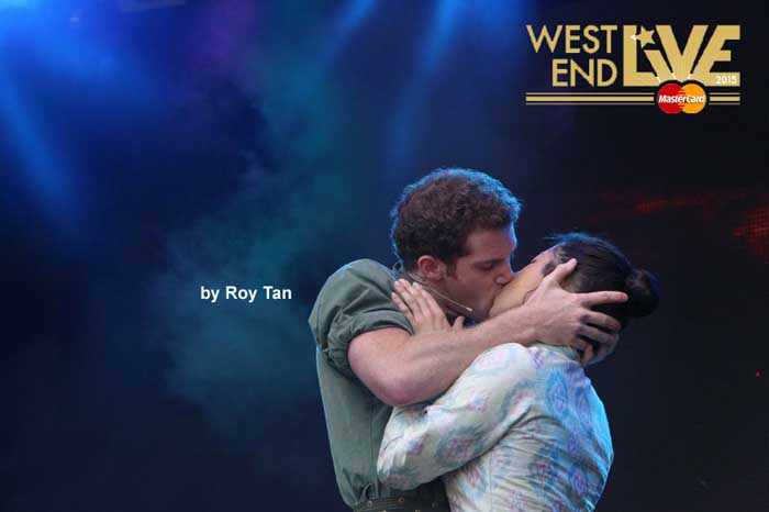West End Live 2015 line up - Miss Saigon