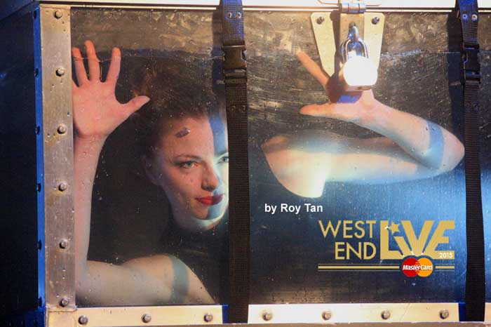 West End Live 2015 line up - Impossible