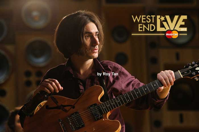 West End Live 2015 line up - Sunny Afternoon