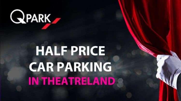 Q Park - half price parking