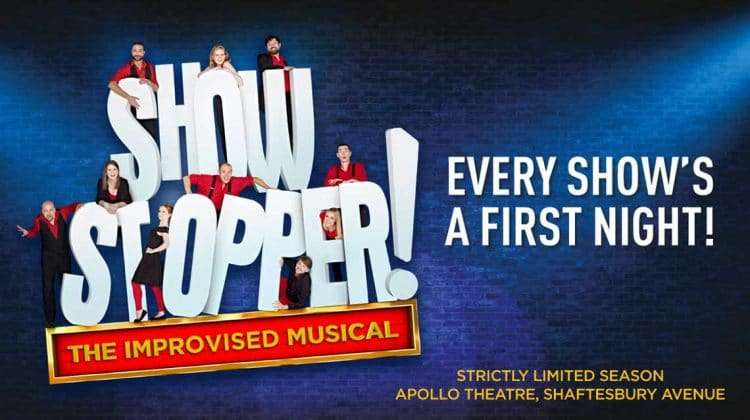 Showstopper! The Improvised Musical | Lyric Theatre