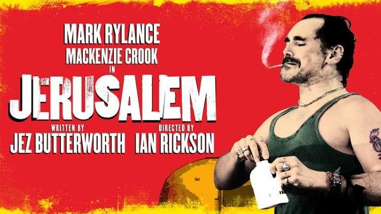 Jerusalem Apollo Theatre London