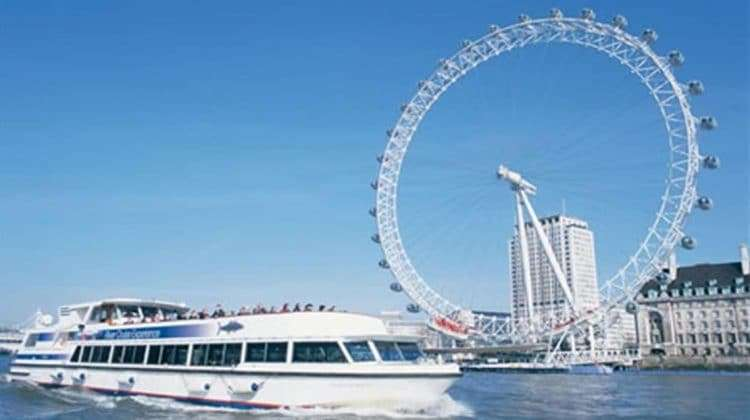 attraction London Eye River Cruise