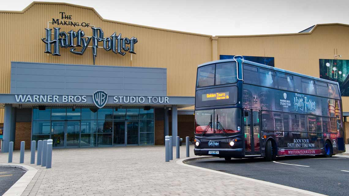 | Warner Bros Tour – The Making of Harry Potter