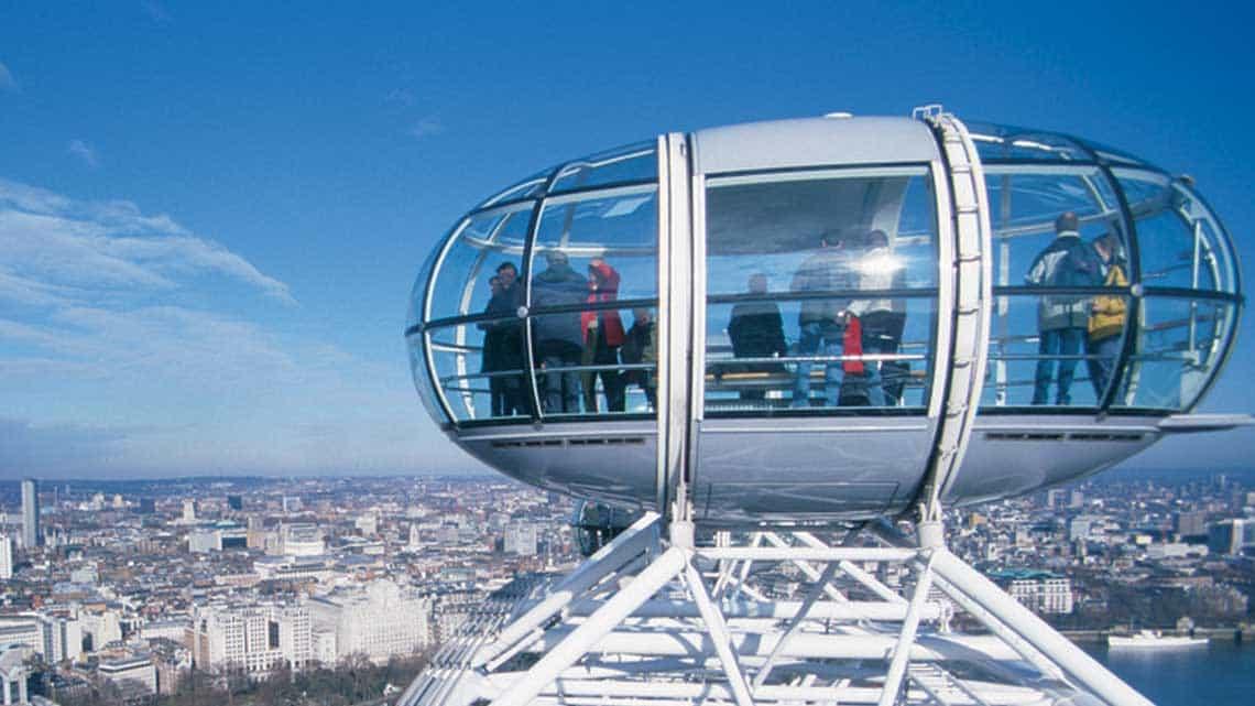 | The London Eye