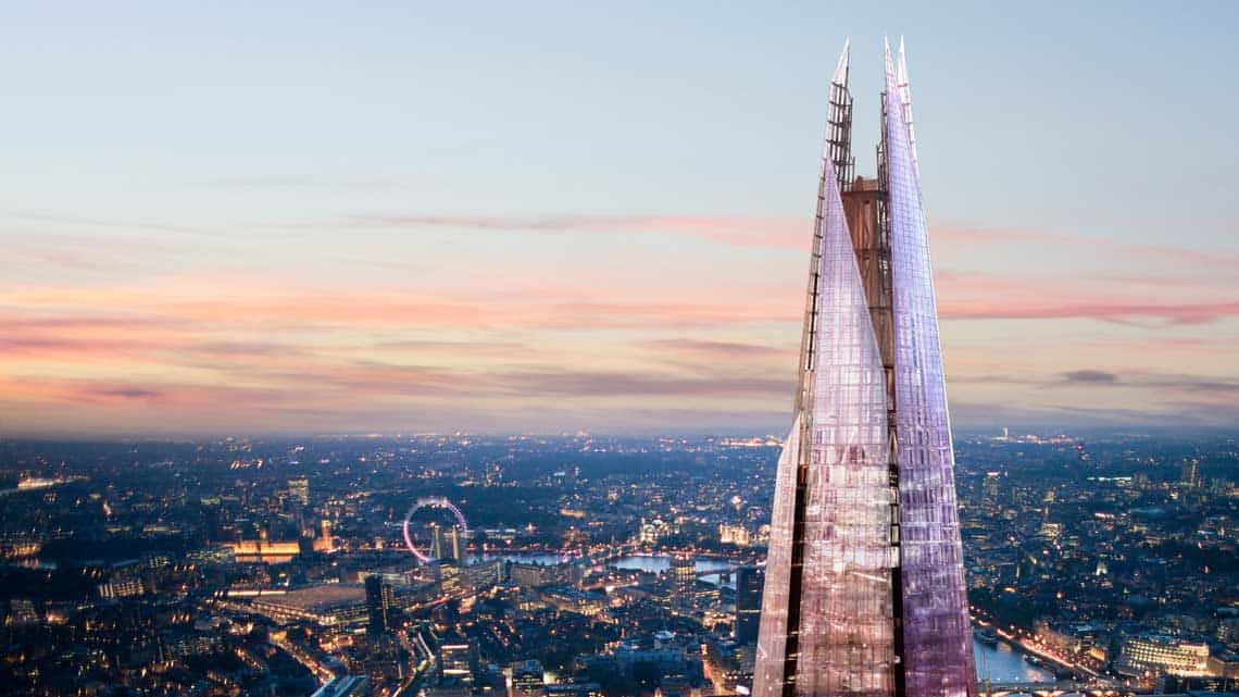 | The View from The Shard
