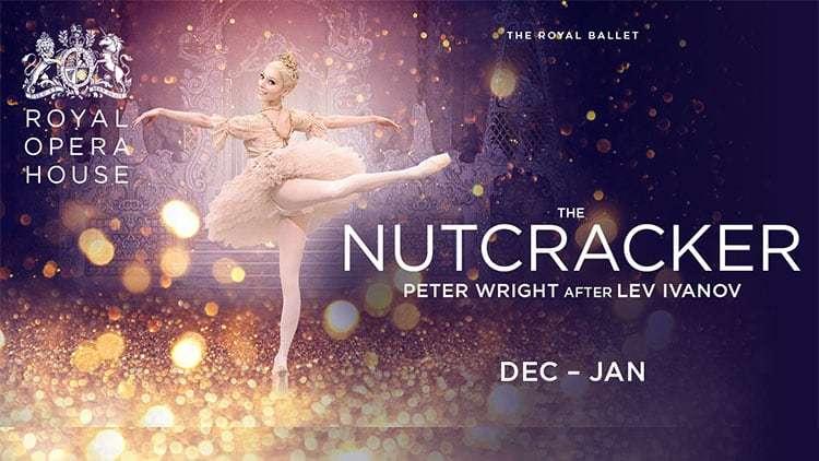 The Nutcracker - Royal Opera House, Christmas 2017
