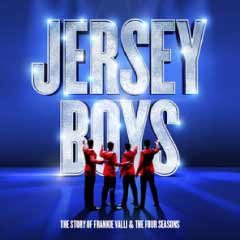 Jersey Boys tickets at the Prince Edward Theatre