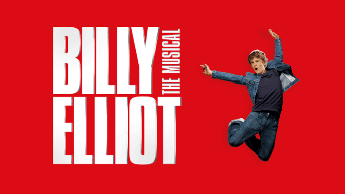 | Billy Elliot at the Victoria Palace Theatre