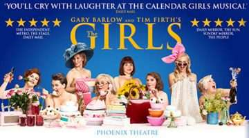 The Girls, inspired by Calendar Girls
