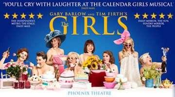 The Girls, inspired by Calendar Girls