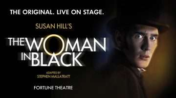 The Woman in Black, London