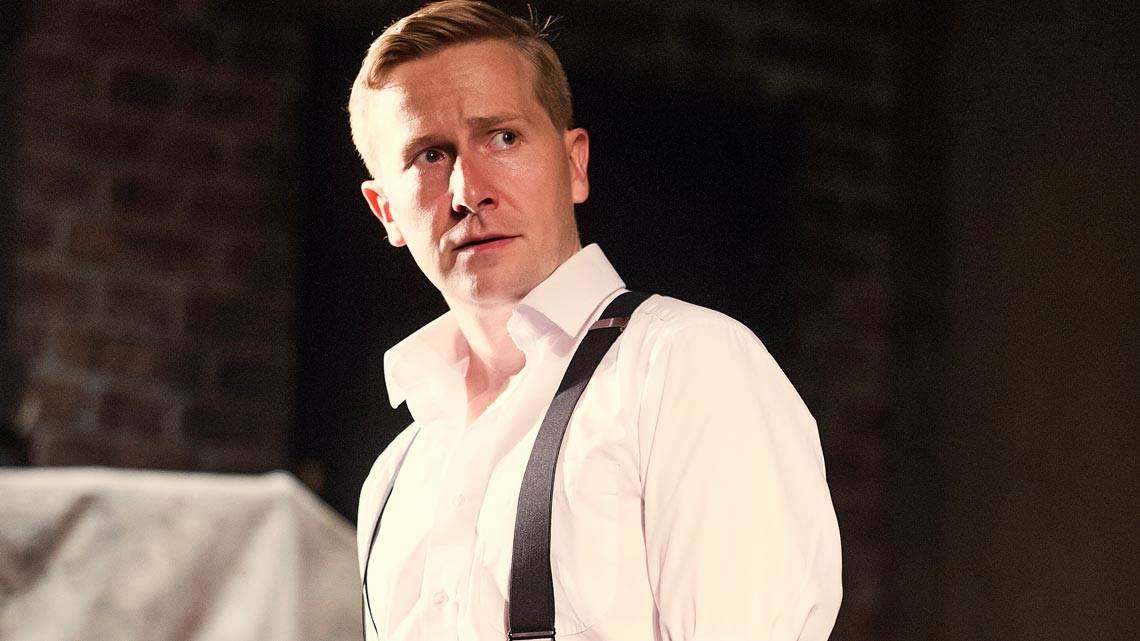 Matt Connor (The Actor) in The Woman in Black | New cast for West End thriller The Woman In Black