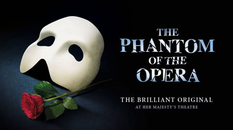 The Phantom of the Opera artwork 2018