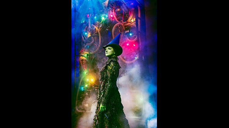 | Wicked at the Apollo Victoria Theatre