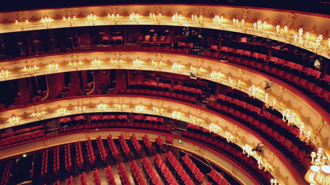 Manchester Opera House Floor Plan