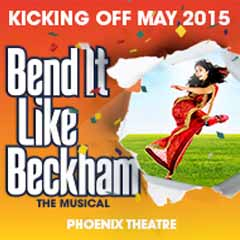 Bend It Like Beckham The Musical