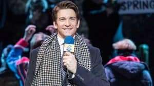 Andy Karl in Groundhog Day The Musical