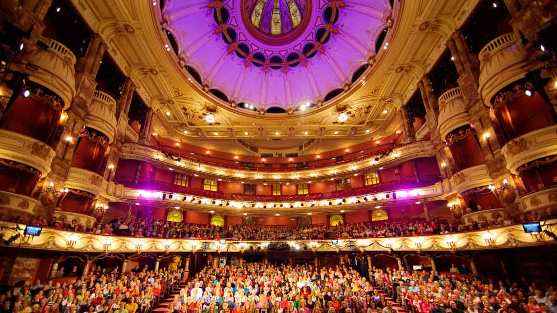 London Coliseum Theatres In London London Theatre Tickets