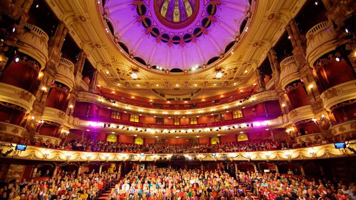 London Coliseum Theatres In London London Theatre Tickets