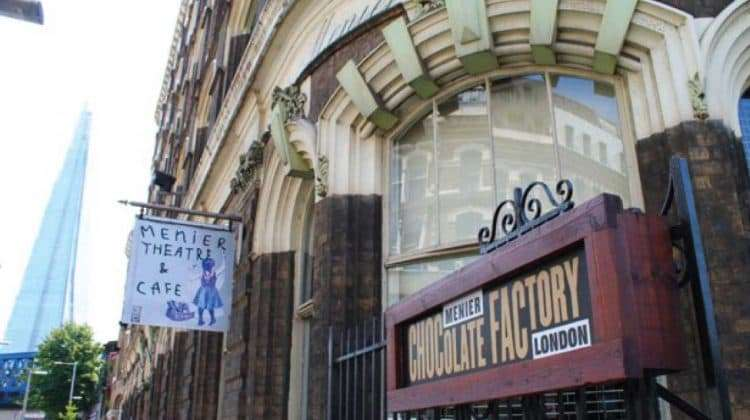 Theatre Menier Chocolate Factory