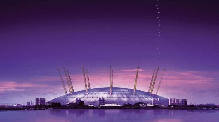o2 arena theatre