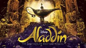 Disney's Aladdin, Prince Edward Theatre, London