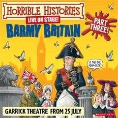 Horrible Histories Part 3