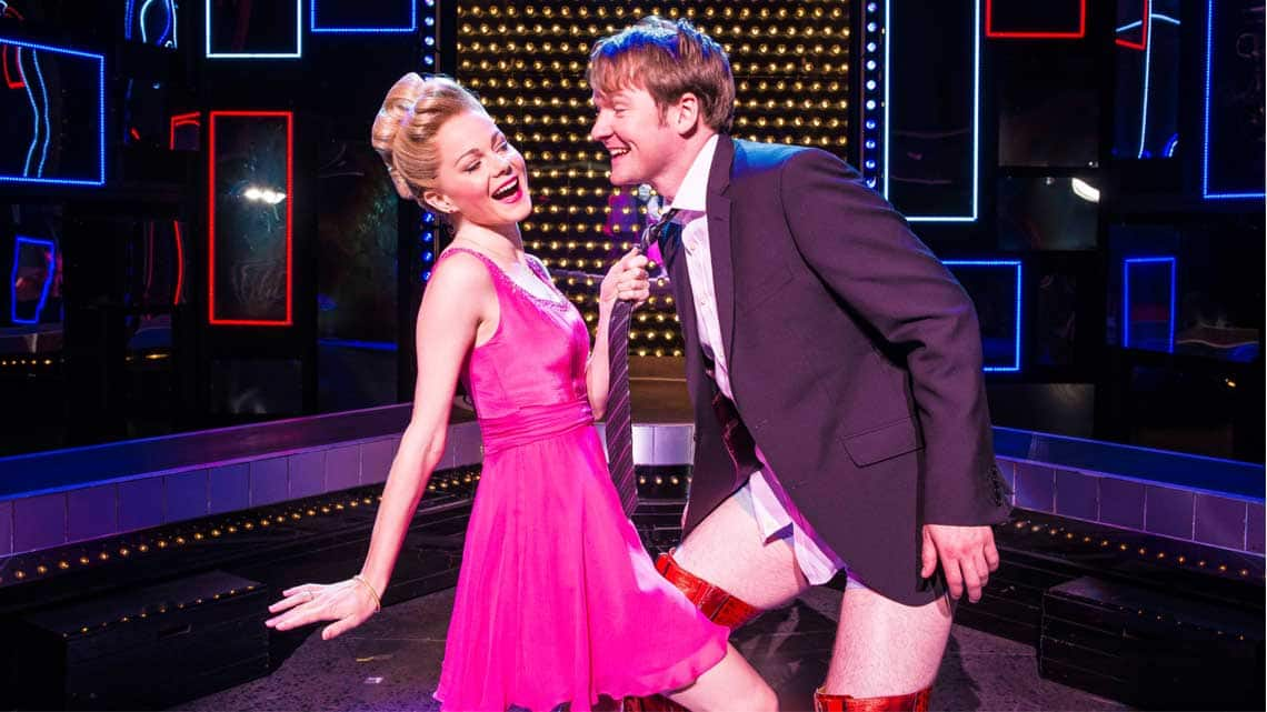 Amy Lennox in Kinky Boots | Kinky Boots at the Adelphi Theatre