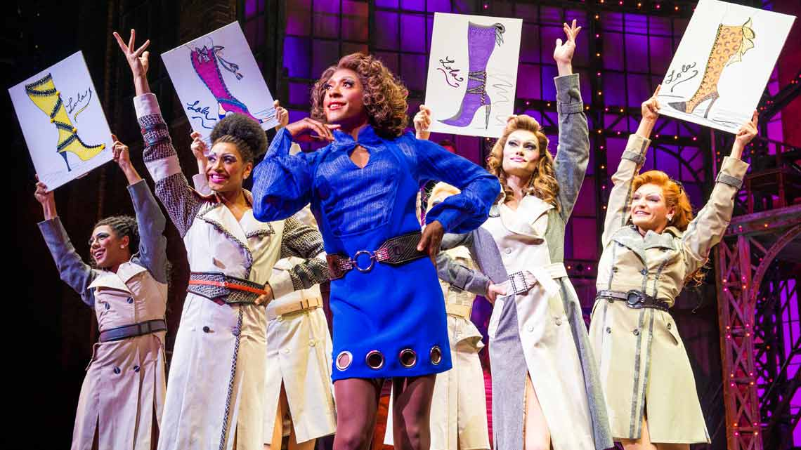 Kinky Boots The Musical | Adelphi Theatre | Photo: Matt Crocket | Kinky Boots at the Adelphi Theatre