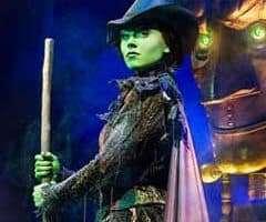 Emma Hatton | Wicked | Apollo Victoria Theatre
