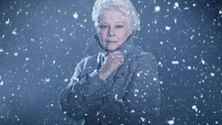 Judi Dench | The Winter's Tale | Garrick Theatre | First Look: Judi Dench and the Kenneth Branagh season