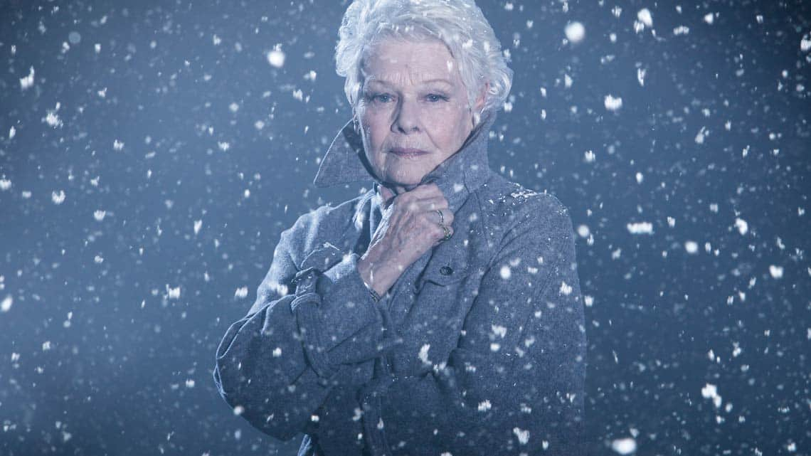 Judi Dench | The Winter's Tale | Garrick Theatre | Kenneth Branagh's new season – Romeo & Juliet & The Entertainer