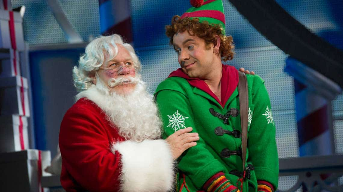 Elf The Musical | Dominion Theatre | Elf The Musical – Christmas 2015