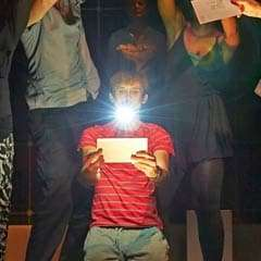 The Curious Incident of the dog in the nighttime 2014-1