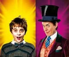 Charlie and the Chocolate Factory Portrait