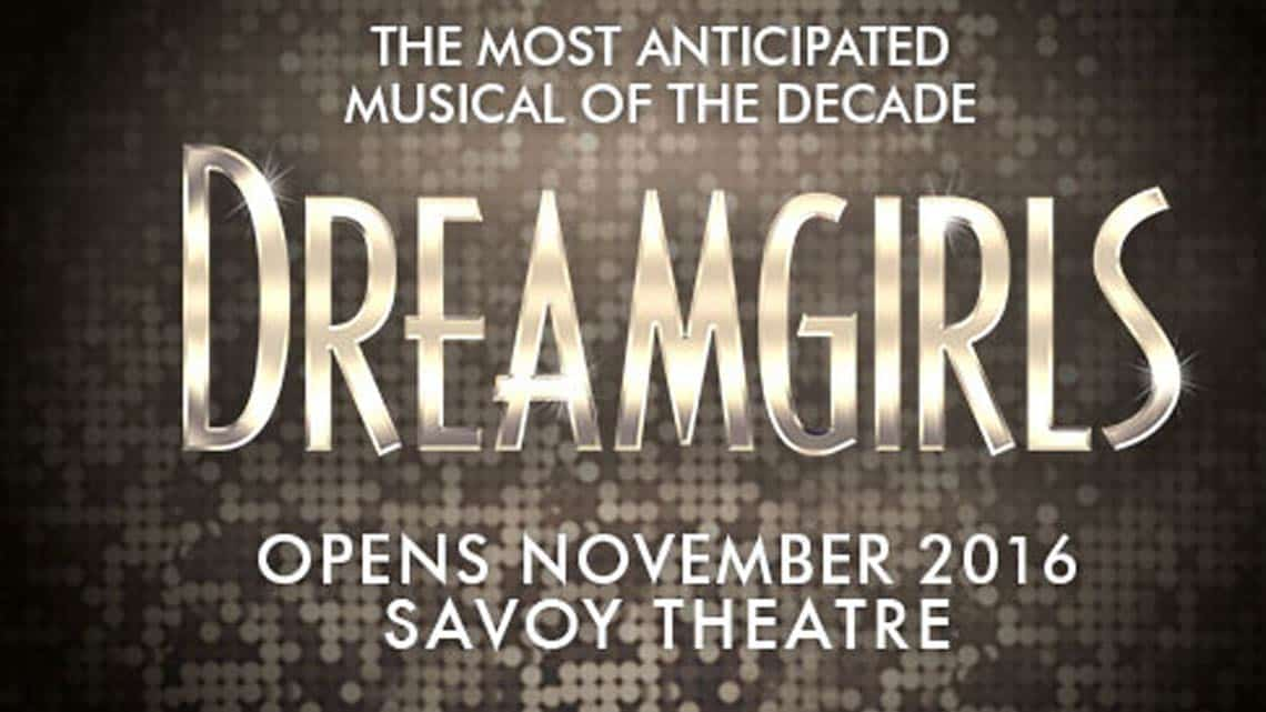 dreamgirls savoy theatre amber riley theatre